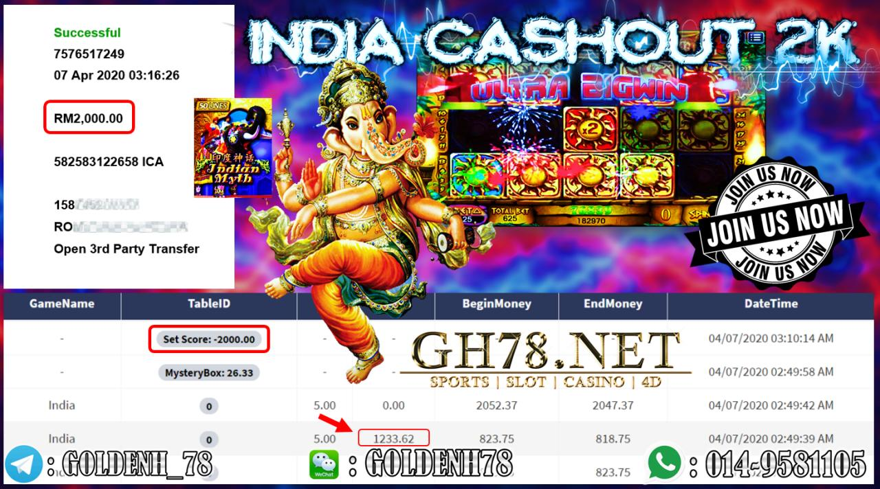 MEMBER MAIN XE88 GAME INDIA MINTA OUT RM2000!!!!