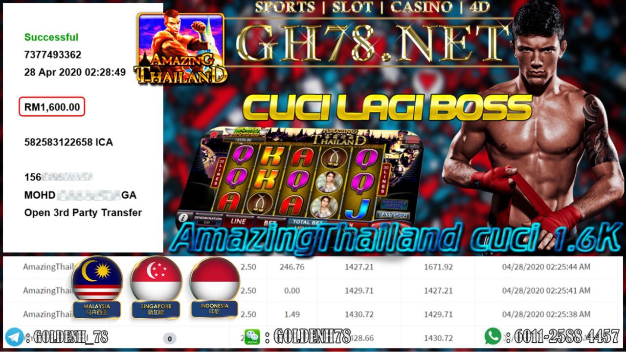 MEMBER MAIN AMAZING THAILAND CUCI 1.6K