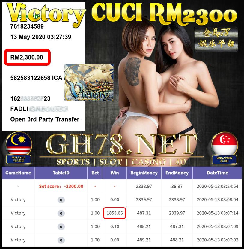 MEMBER MAIN VICTORY RM2300