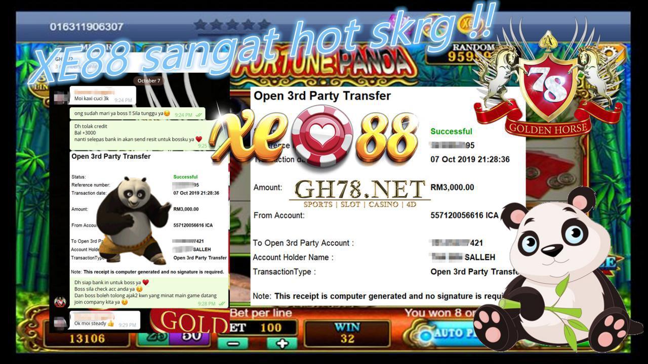 XE88 SANGAT HOT SKRG !!