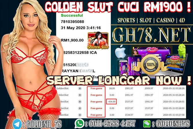 MEMBER MIAN GOLDENSLUT CUCI RM1900