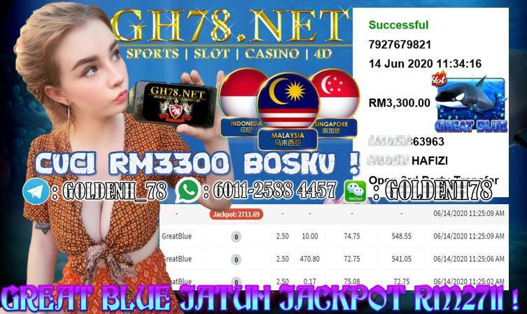 GREATBLUE CUCI RM3300