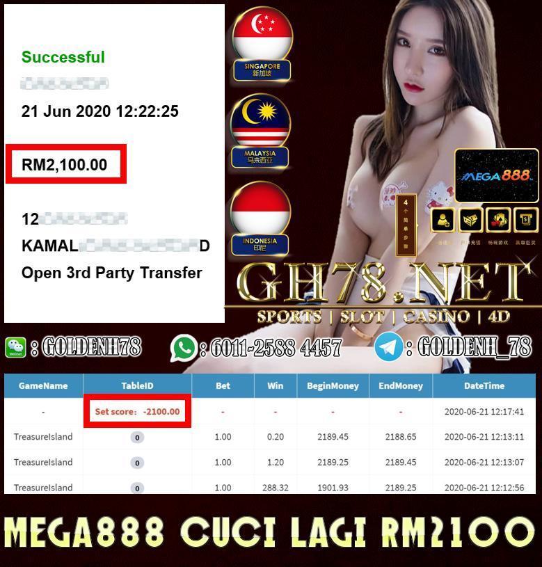 TREASUREISLAND CUCI RM2100