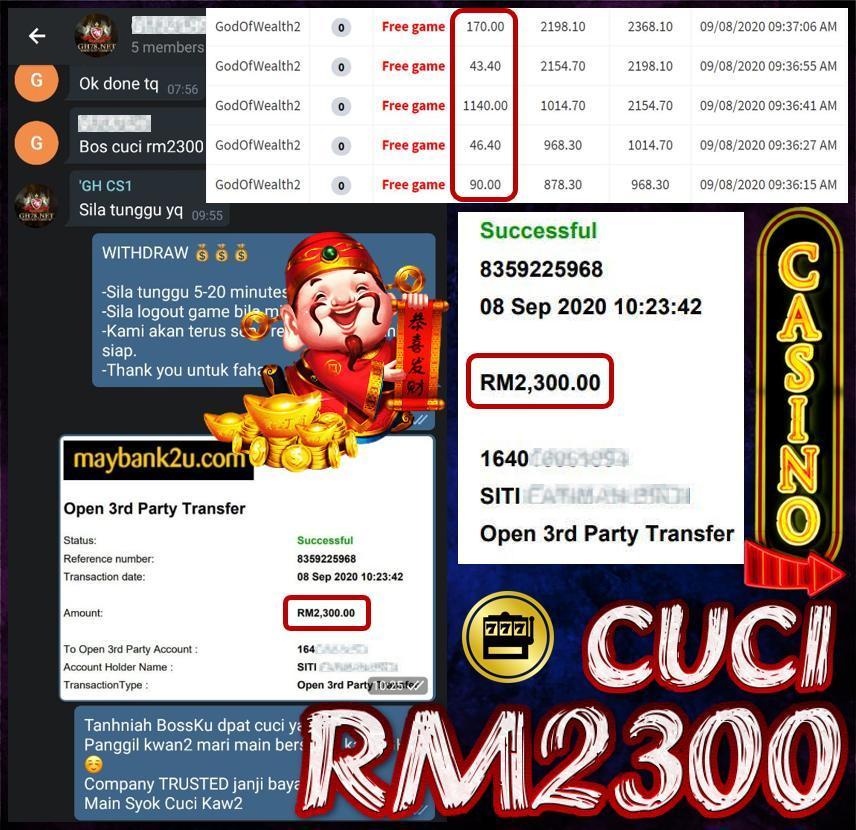 MEMBER MAIN XE88 CUCI RM2300 !!!