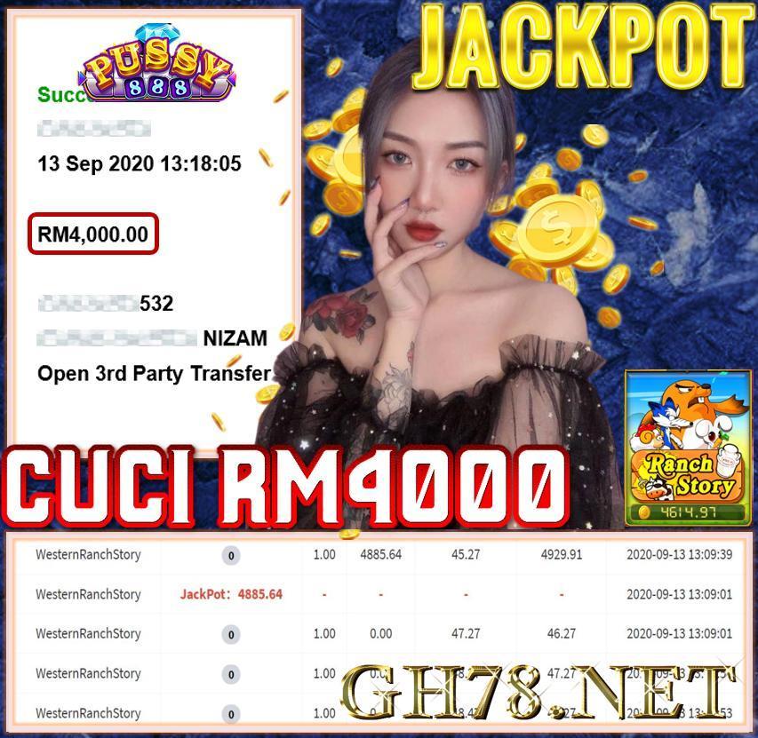 MEMBER MAIN PUSSY888 CUCI RM4000 !!