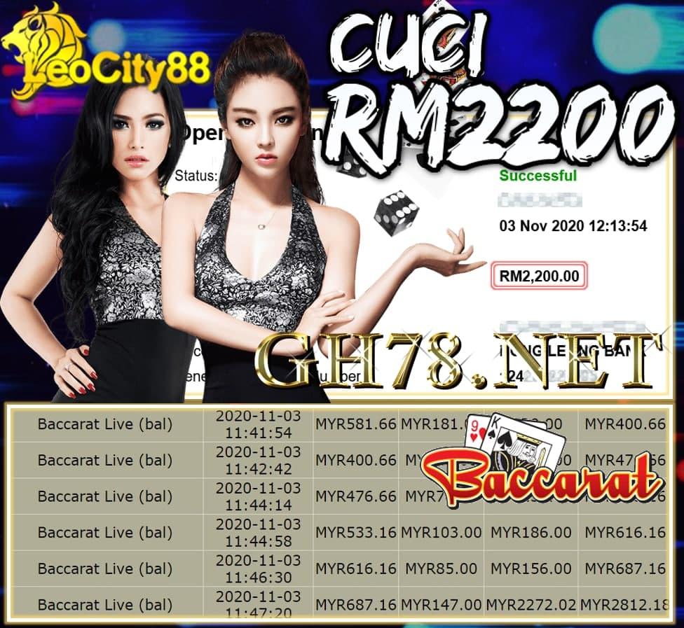MEMBER MAIN LEOCITY CUCI RM2200 !!