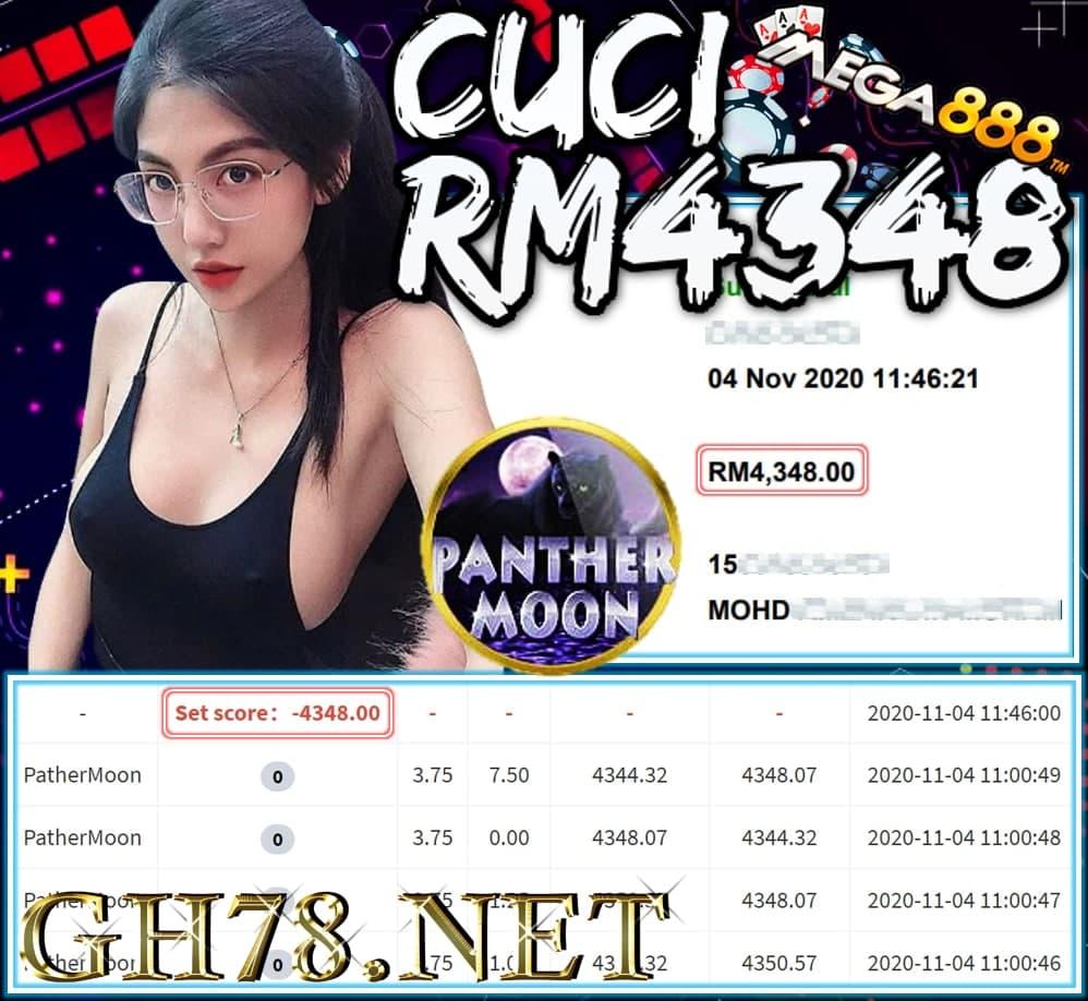 MEMBER MAIN MEGA888 CUCI RM4348