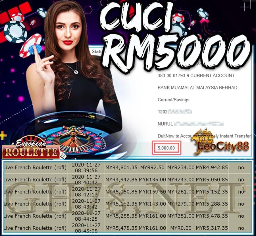 MEMBER MAIN LEOCITY CUCI RM5000 !!!