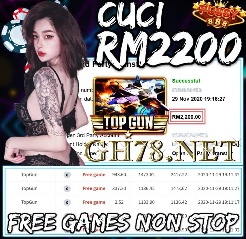 MEMBER MAIN PUSSY888 CUCI RM2200 !!!