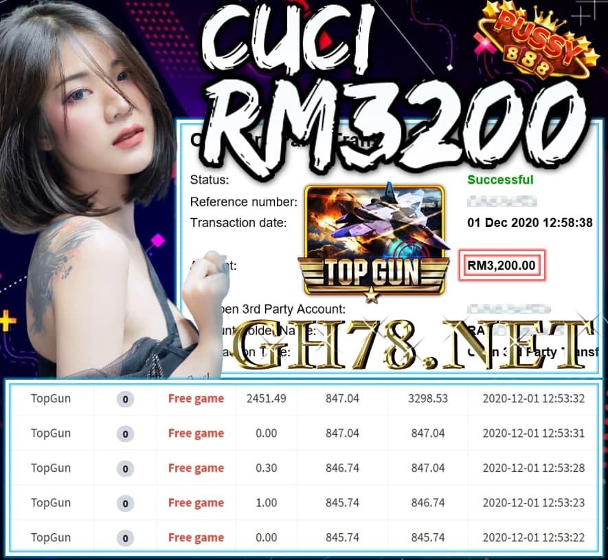 MEMBER MAIN PUSSY888 CUCI RM3200 !!!