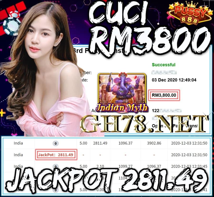 MEMBER MAIN PUSSY888 CUCI RM3800!!!