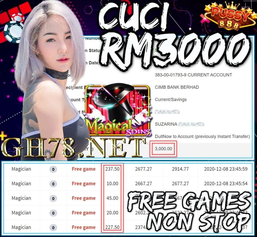 MEMBER MAIN PUSSY888 CUCI RM3000 !!!