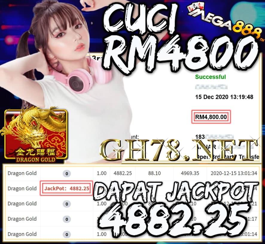 MEMBER MAIN MEGA888 CUCI RM4800 !!!