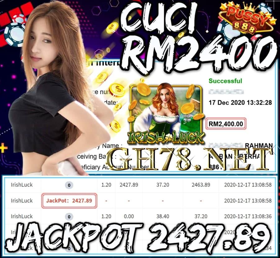MEMBER MAIN PUSSY888 CUCI RM2400 !!!