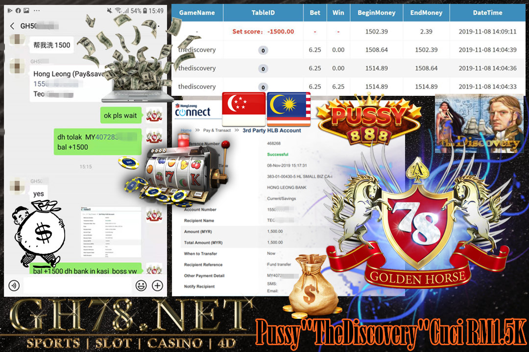 PUSSY DISCOVERY CUCI RMRM1500!!!!!!