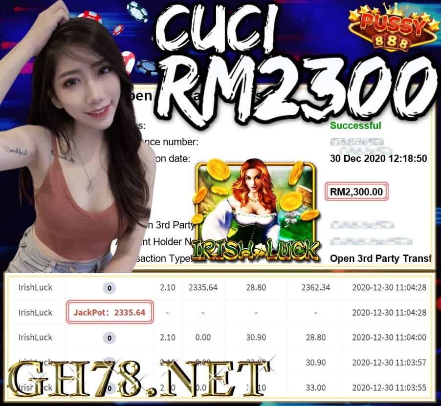 MEMBER MAIN PUSSY888 CUCI RM2300 !!!