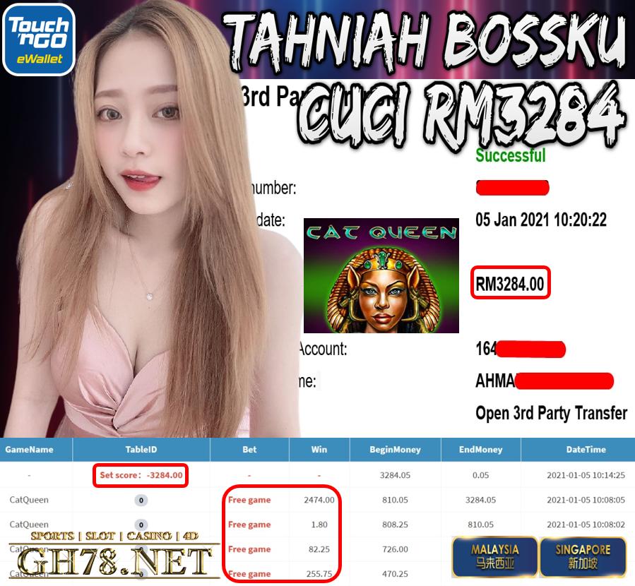 MEMBER MAIN PUSSY888 CUCI RM3284