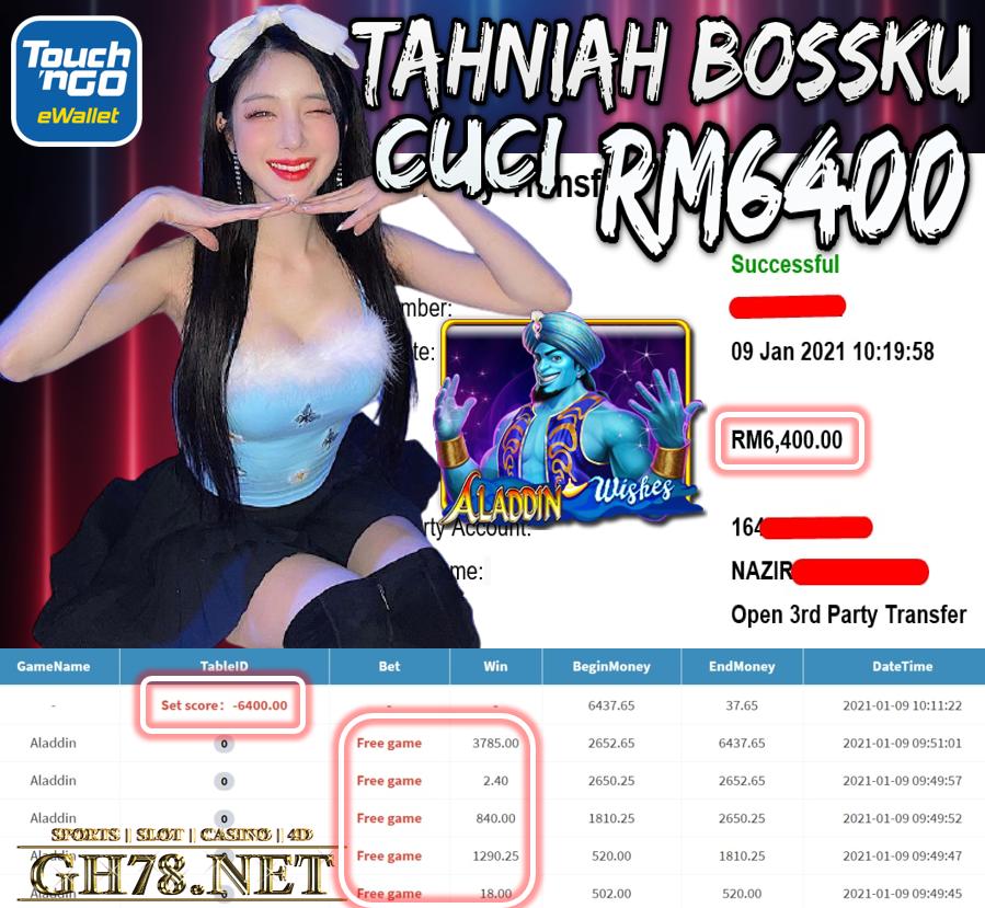 MEMBER MAIN PUSSY888 CUCI RM6400 !!!
