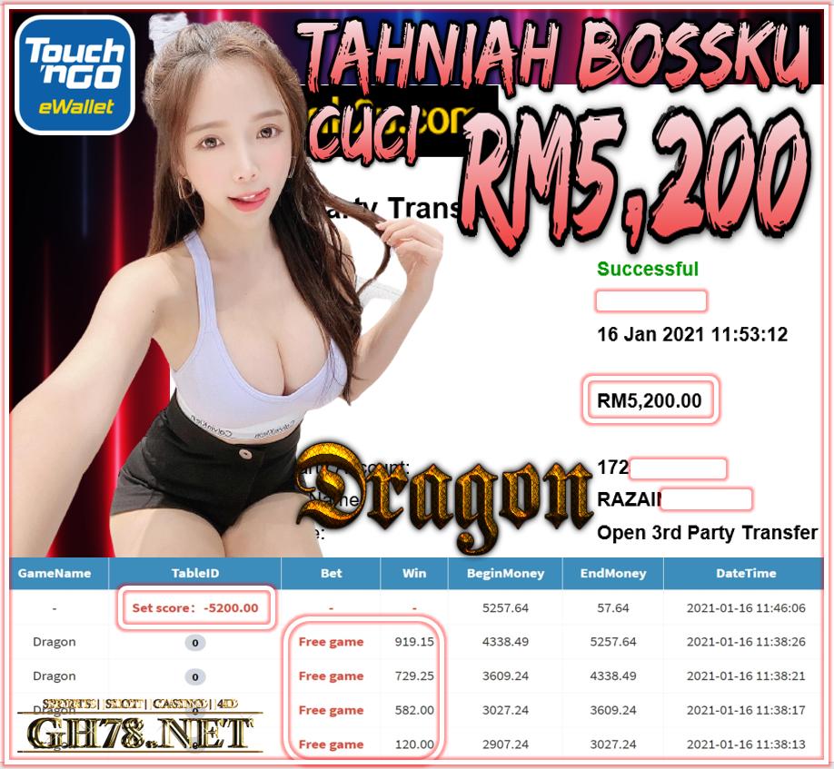 MEMBER MAIN PUSSY888 CUCI RM5200 !!!
