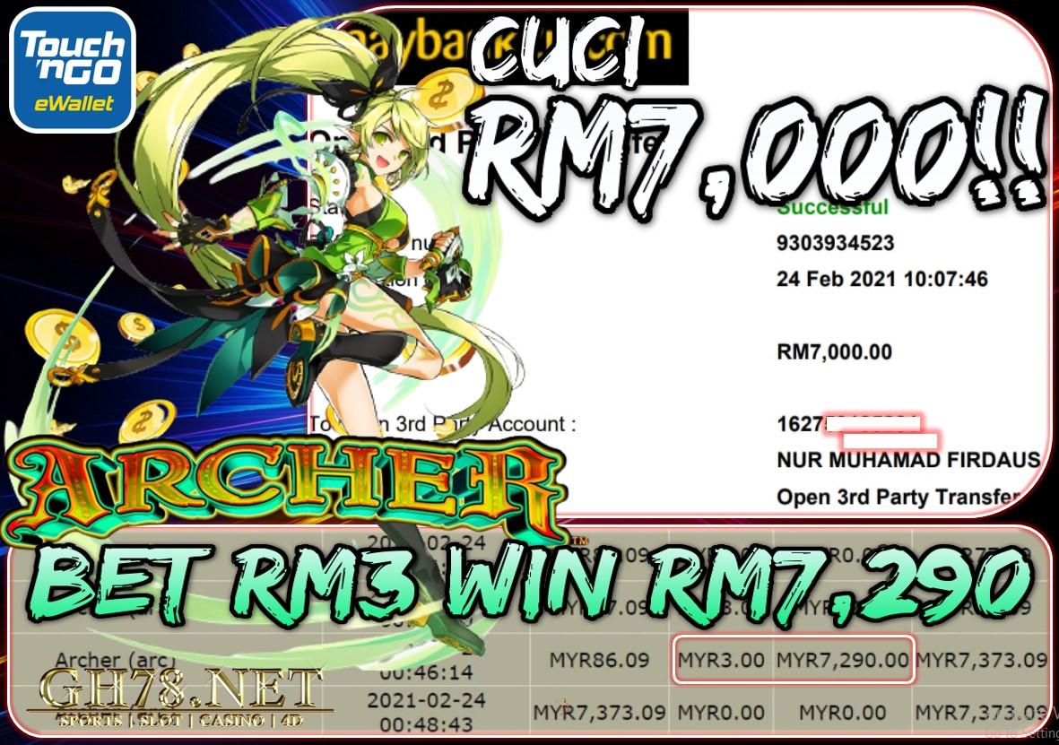 MEMBER MAIN MEGA888 CUCI RM7,000 !!!