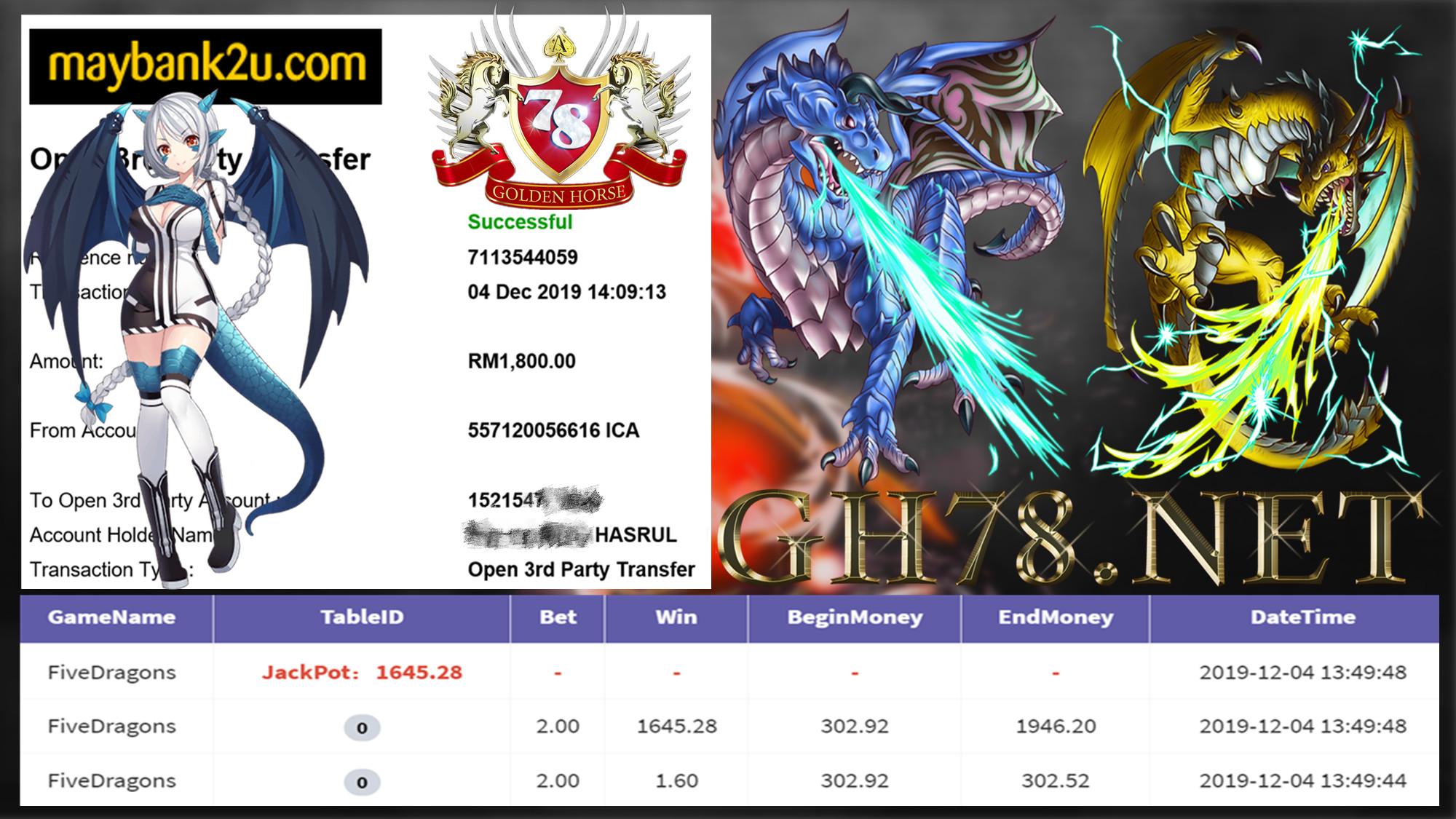 918KISS TOPUP RM50 MINTA CUCI RM1800 !!!
