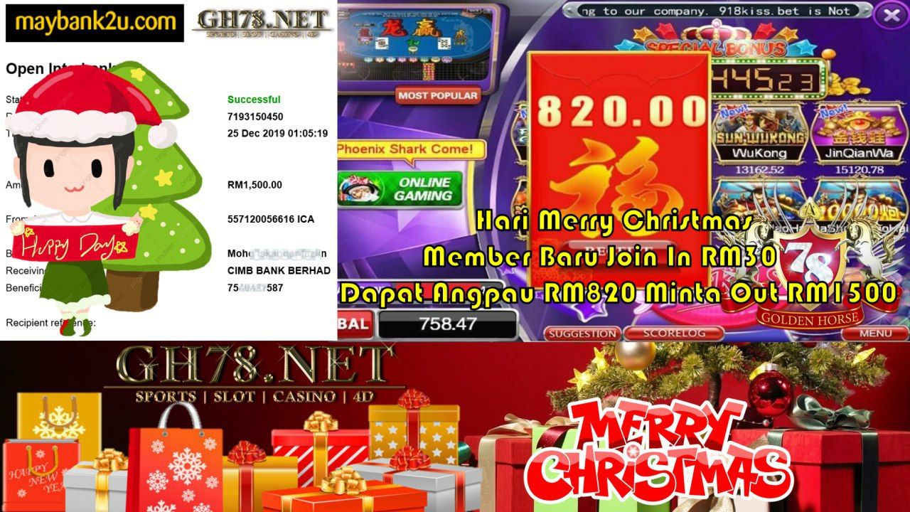 MEMBER MAIN 918KISS GAME MINTA OUT RM1500!!!!