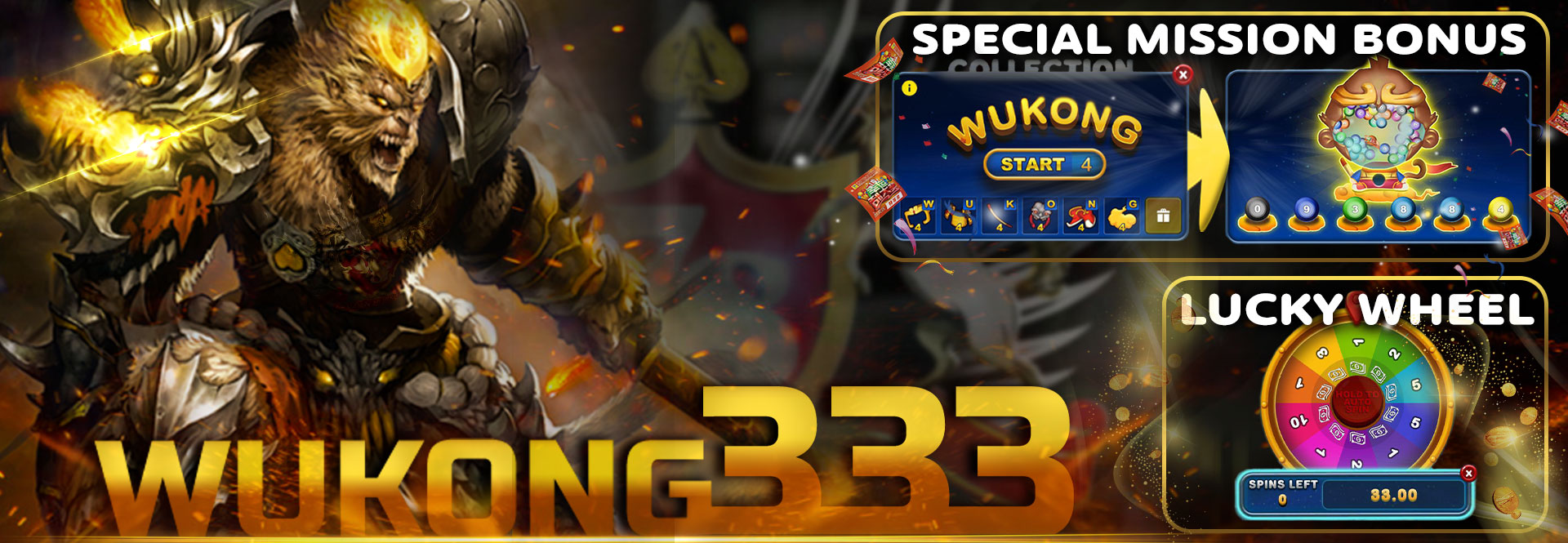 wukong333 New Server Games